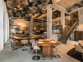 The Table Kevin Fehling Moderne Gastronomie von Heyroth & Kürbitz freie Architekten BDA Modern