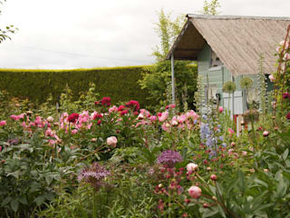 English Country Garden:  Garden by Yorkshire Gardens