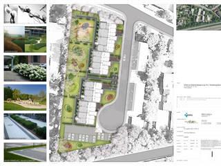 حديث  تنفيذ SUD[D]EN Gärten und Landschaften, حداثي