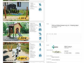 SUD[D]EN Gärten und Landschaften JardinBalançoires et terrains de jeux Bois