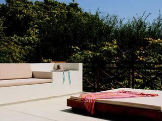 Kubik Lab Balcon, Veranda & Terrasse tropicaux