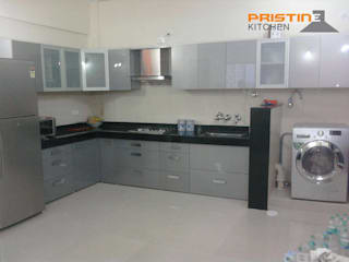Pristine Kitchen Interior Designers Decorators In Pune Homify
