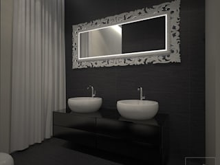 bathroom visualization - part one od Zeler Design