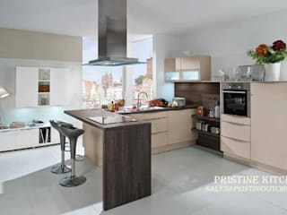 Pristine Kitchen Modern Kitchen