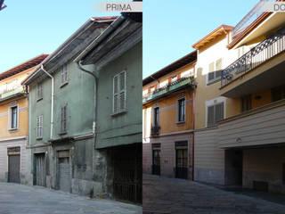 RESIDENZA QUADRIFOGLIO:  in stile  di Arch. Paolo E. Bertolotti