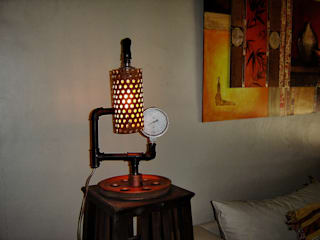 Lamparas Vintage Vieja Eddie Living roomLighting