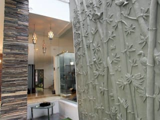 Modern walls & floors by Bansal Interiors Modern