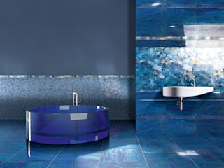 CERAMICHE BRENNERO SPA Modern bathroom Ceramic