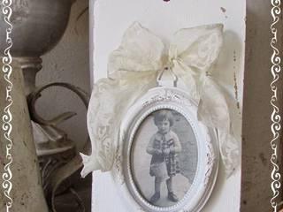 Nachher-Foto - Bilderrahmen aus altem Holzbrettchen:   von Shabby Chic & Co. - Isabell Kruse