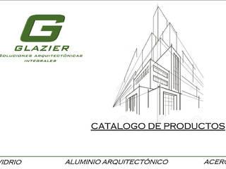 Commercial Spaces by Glazier Soluciones Arquitectónicas Integrales