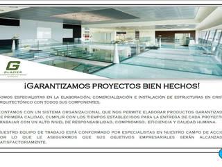 Winkelruimten door Glazier Soluciones Arquitectónicas Integrales