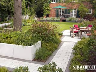 modern Garden by Strauchpoeten