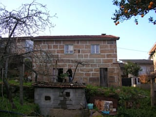 Casa da Venda Nova por Bruno Caetano - Engenharia e Consultadoria Lda