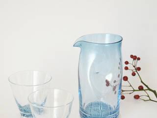 こぎんシリーズ: 白神ガラス工房が手掛けた折衷的なです。,オリジナル