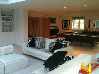 £400k extension :   by The Home Staging Company