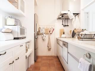 ジャストの家 廚房 White
