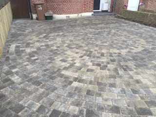 Driveway Paving by TDS Paving and Landscaping