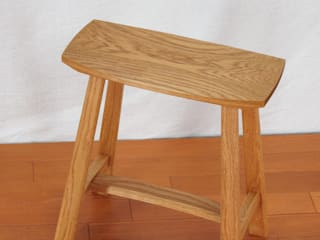 木の家具 quiet furniture of wood Dining roomChairs & benches Wood