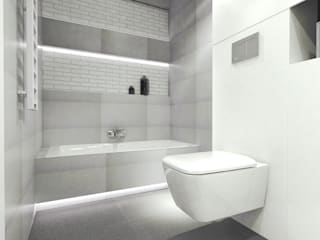 Modern bathroom by Arch/tecture Modern