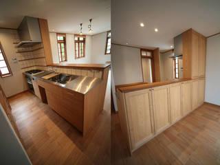 Kitchen: isDesignが手掛けたです。