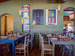 NONA Restaurant Bar & Club in stile eclettico di Cangini e Tucci Eclettico