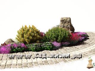 Вид из камеры 4: Сады в . Автор – Сад Жизни