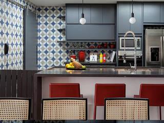 Marina La-Gatta Design de Interiores Modern kitchen