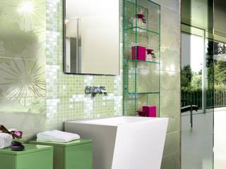 CERAMICHE BRENNERO SPA Modern style bathrooms Ceramic