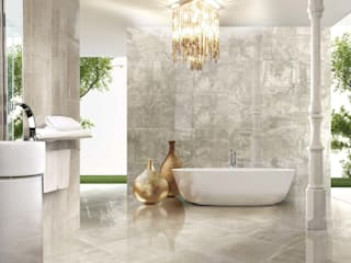 CERAMICHE BRENNERO SPA Industrial style spa Ceramic