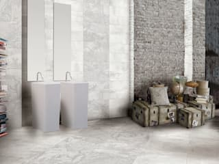 CERAMICHE BRENNERO SPA Industrial style bathroom