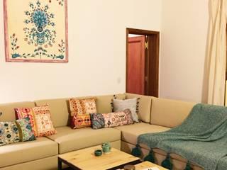 Interiorismo en Santa Bárbara de CLC Arquitectura & Diseño de Interiores Ecléctico