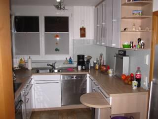 Klebefolien Küchen: modern  von Resimdo GmbH,Modern