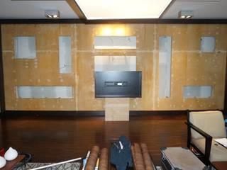 Wandgestaltung Moderne Hotels von Resimdo GmbH Modern
