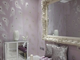 New Build Contemporary Interior Design Ealing Classic style dressing room by Quirke McNamara Classic