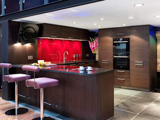 Kitchen Interior Design by Quirke McNamara Industrial