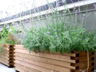 Terrace by Atelier delle Verdure