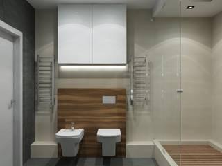 Визуализация СанУзела Ванная комната в стиле минимализм от Alyona Musina Минимализм