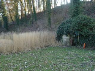 Gartengestaltung auf ein Ehemaliger Steinbruch Moderner Garten von Ecologic City Garden - Paul Marie Creation Modern