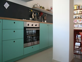 Кухни в . Автор – Atelier delle Verdure, Эклектичный