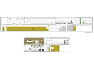 Trespés_Escuela de Gastronomía de MAGA - Diseño de Interiores