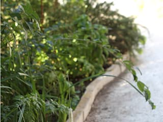 Сады в . Автор – Atelier delle Verdure, Рустикальный