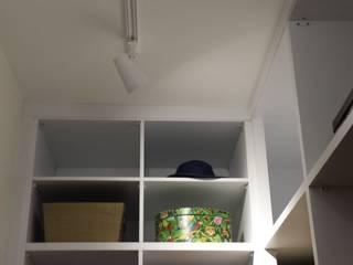 Closet (Parceria Eliana Freitas) Closets por Das Haus Interiores - by Sueli Leite & Eliana Freitas Moderno