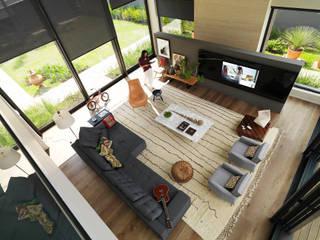 Todos Arquitetura Salon moderne