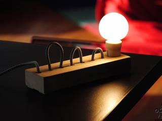 Lampe LOCH NESS :  de style  par OPLO DESIGN