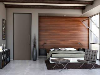 Render asf Modern style bedroom