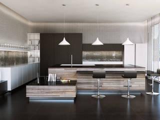 Render asf Modern dining room