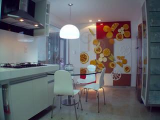 Geneildes Carvalho Ramos de Oliveira Complementto D Modern dining room