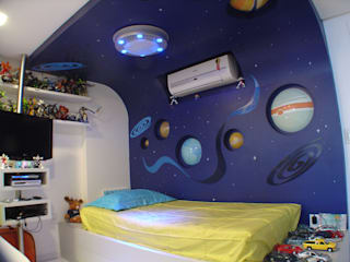 Luciana Sampaio Fernandes Complementto D Nursery/kid's room