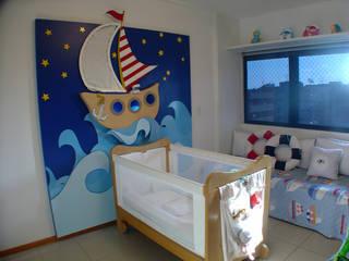 Marcela Lyra Miranda Complementto D Modern Kid's Room