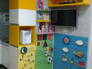 Projeto Complementto D Nursery/kid's room